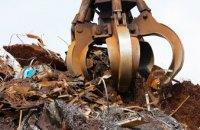 В Павлограде задержали микроавтобус, незаконно перевозивший тонну металла