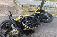 В Днепре произошло жуткое ДТП на Рабочей: мотоциклист скончался на месте (ФОТО)