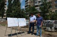 Розвиток муніципального електротранспорту: до ж/м Перемога-6 у Дніпрі будують тролейбусну лінію