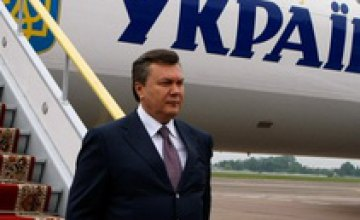 Завтра Виктор Янукович в Донецке посмотрит матч «Шахтер» – «Арсенал»
