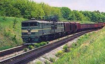 В Запорожье под колесами поезда погиб криворожанин