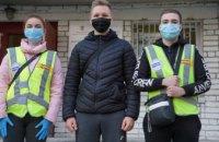 Первые волонтеры Центра социальной ответственности: кто они