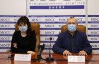Третья волна коронавируса в Днепропетровской области: статистика новых случаев