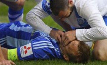Олега Гусева после страшной травмы выписали из больницы
