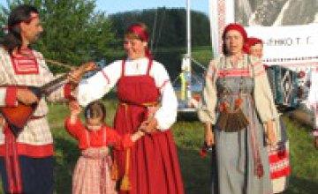 В Днепропетрвоске пройдет первый международный фестиваль славянской культуры