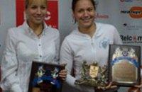 Криворожские теннисистки сестры Бондаренко снова одержали победу