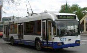 В Днепродзержинске появится новый троллейбусный маршрут