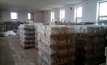 В Каховке изъяли контрафактный алкоголь на 1,5 млн грн