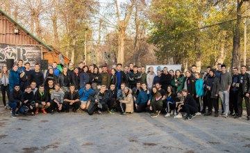 В Днепре состоялся турнир по лазертагу среди жителей общежитий высших учебных заведений