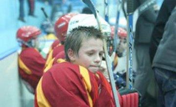 В Днепропетровске завершились международные детские соревнования по хоккею