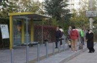 У Дніпрі встановлено нові зупинки громадського транспорту на житлових масивах