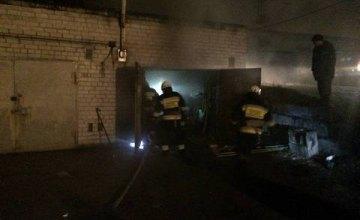 В новогоднюю ночь в Днепре на пожаре погиб мужчина
