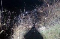 На Днепропетровщине Тойота съехала в пруд: погибли 4 человека