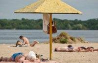 В Днепропетровске нет ни одного официально принятого пляжа