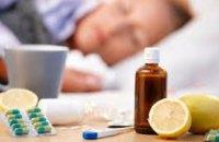 За минувшую неделю гриппом и ОРВИ заболело более 176 тыс. украинцев