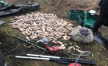Полицейские Днепра задержали браконьера