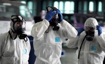 За минувшие сутки на Днепропетровщине 9 медиков слегли с коронавирусом
