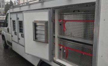 В Днепре закупили спецавтомобили для отлова и стерилизации бездомных животных (ФОТО)