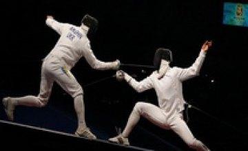 В Днепропетровске состоялся Всеукраинский турнир сильнейших фехтовальщиков (ФОТО)