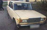 На Днепропетровщине неизвестный угнал автомобиль и разобрал его на запчасти