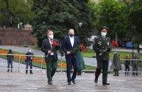 Флешмоб, автопробег и интерактивная онлайн-платформа: как ОПЗЖ отмечает День Победы в Днепре