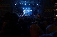 Сочельник в центре Днепра: концерт с участием Олега Скрипки, Le Grand Orchestra и Тони Матвиенко собрал более 8 тыс. зрителей