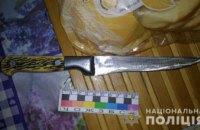На Днепропетровщине мужчина пырнул собутыльника ножом