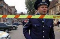 Милиция допрашивает свидетеля взрыва на Харьковской