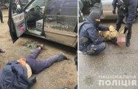 В Днепре задержали преступную группировку, подозреваемую в покушении на заказное убийство