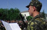 В Днепропетровской области на срочную службу призовут почти 2 тыс человек