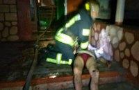 На Днепропетровщине мужчина отравился угарным газом во время пожара