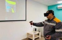 ДТЕК Дніпровські електромережі вперше навчає електромонтерів за допомогою віртуальної реальності