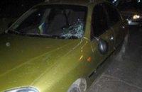 В Днепропетровске пьяный водитель сбил пешехода на «зебре»
