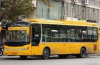 Как будет работать общественный транспорт Днепра на Рождество
