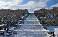 В центре Одессы под Потемкинской лестницей нашли человеческие останки
