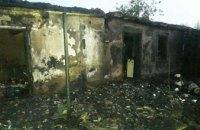 Пытался бороться с огнем в одиночку: в Царичанском районе при пожаре в хозпостройке пострадал мужчина