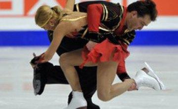 Участие днепропетровской пары Костенко-Талан в фигурном катании Олимпиады-2010 зависит от выступления пары Волосожар-Морозов на