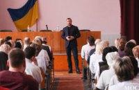 Народный депутат Сергей Рыбалка посетил  научно-исследовательский институт инвалидности в Днепре и ДМК (ВИДЕО)