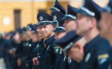 Первые кандидаты в патрульную службу прошли тестирование