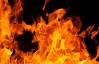 В Синельниковском районе пенсионер на пожаре получил тяжелые ожоги