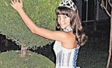 Украинка победила в конкурсе «Мини-мисс мира – 2010»