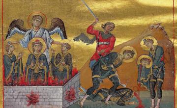 Сегодня православные молитвенно чтут память пророка Даниила и трех отроков: Анании, Азарии и Мисаила