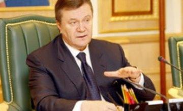 Виктор Янукович разрешил министрам иметь трех заместителей