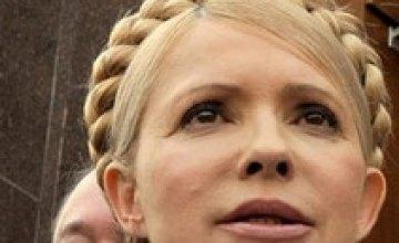 Тимошенко попросила ГПУ отпустить ее к маме в Днепропетровск