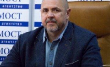 Поддерживаем наступательные действия СБУ – руководитель Общественного наблюдательного совета при Управлении СБУ Днепропетровщины