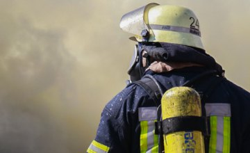 В Днепре горело кафе: пожар возник на кухне