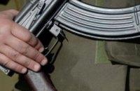 В Днепропетровской области задержали военного, похитившего автомат из воинской части