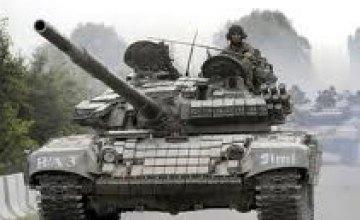 Силовики освободили от сепаратистов военный аэропорт в Краматорске