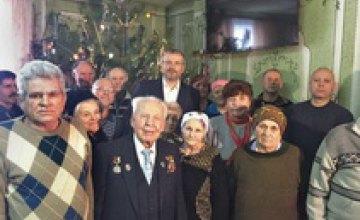 На Днепропетровщине Фонд Вилкула оказал помощь тысячам ветеранам Великой Отечественной войны