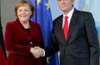 Виктор Ющенко встретится с Ангелой Меркель в Киеве